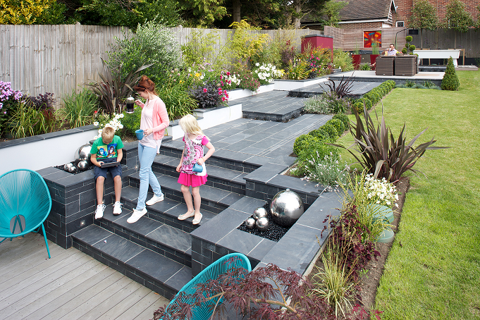 Garden Design in Sussex AFTER